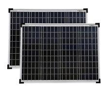 Solarmodul 50 Watt poly 2 Stück Solarpanel  50 W Solarzellen TÜV Zertifikat