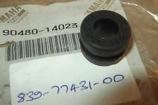 YAMAHA RD250 RD350 RD400 R5 GENUINE AIR BOX / TAIL LAMP GROMMET - # 90480-14023