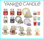 Yankee Candle Moroccan Style Medium Jars/Lamp Shades/Votive Holders And Votiv's
