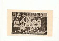 Paddington Australia 1903 Team Picture Baseball