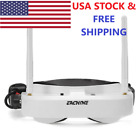 Eachine EV100 FPV Goggles W/ Dual Antennas Fan 7.4V 1000mAh Battery For RC Drone