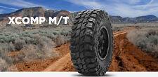 1 New LT 37x13.50R26 Gladiator X Comp MT Tires  37 13.50 26 LRE Offroad Mud