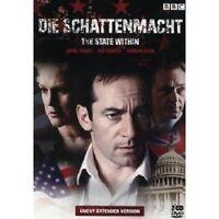 DIE SCHATTENMACHT UNCUT EXTENDED VERSION 2 DVD NEU