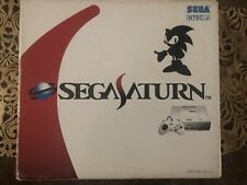 Sega Saturn Sonic Console Japan Import