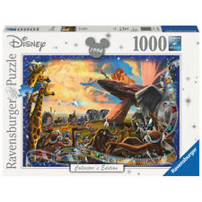 Ravensburger Disney THE LION KING Collector's Edition 1000 Piece Jigsaw Puzzle
