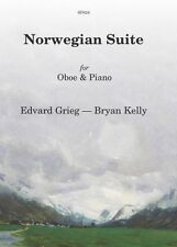 Norwegian Suite for Oboe and Piano Oboe & Piano