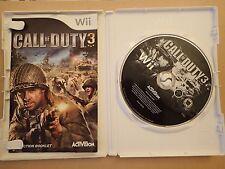 Call of Duty 3     Nintendo   Wii