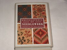 Encyclopedia of Needlework by Theresa De Dillmont Hardcover very good condition