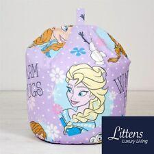 Disney Frozen Crystal Beanbag Bean Bag With Filling 50cm X 65cm