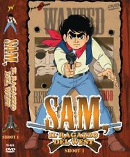 YAMATO VIDEO SAM IL RAGAZZO DEL WEST 2 BOX SERIE COMPLETA 8 DVD