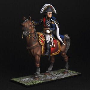 Tin soldier, Louis Nicola Davoux Marshal of France, Napoleonic Wars, 54 mm