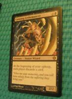 1x Cunning Lethemancer, LP-MP, Shards of Alara, Commander Discard Tegrid Tiny