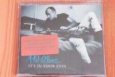 Phil Collins – It's In Your Eyes - 3 tracks - CD maxi Neuf New
