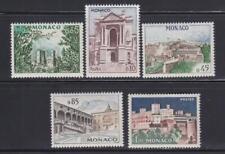MONA13 - MONACO STAMPS 1960 BUILDINGS  MNH