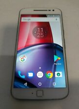 Motorola Moto G4 Plus 16GB(XT1644)White-Consumer Cellular GSM Unlocked-See Below