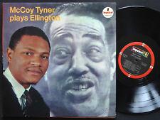 MCCOY TYNER Plays Ellington LP IMPULSE AS-79 US 1972 Elvin Jones Jimmy Garrison