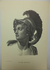 VHTF ALEXANDER THE GREAT FROM PELLA TO ASIA  IN 46 ENGRAVINGS LIMITED EDITION