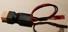 Adapterkabel AMASS XT60 Buchse-Stecker+JST BEC Buchse