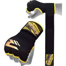 Articles bandages noirs pour arts martiaux et sports de combat Boxe