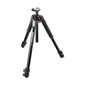 Manfrotto 055 Aluminum 3-section Tripod with Horizontal Column (MT055XPRO3)