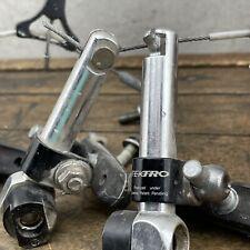 Tektro Rare Cantilever Brake Caliper Set Adjustable Rare Pat Pending MTB 80s 90s