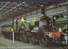 Railway Transport Postcard - Great Northern Railway, Loco 4-2-2 - RR312