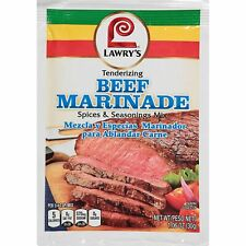 Lawry's Beef Marinade Spices & Seasoning Mix