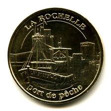 17  LA ROCHELLE Port de pêche, 2011, Monnaie de Paris