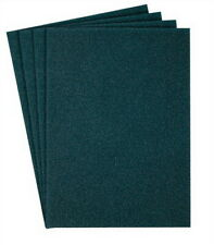 Silicium-Carbid-Papier L.280/B.230mm K.320 KLINGSPOR wasserfest, 50 Stück
