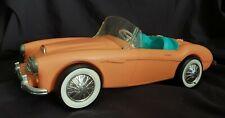 Vintage Barbie Mattel Irwin Convertible Sports Car 1960's Amazing condition