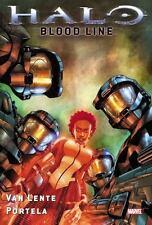 Halo: Blood Line (Halo (Marvel Paperback)) by Van Lente, Fred