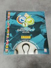 PANINI WC GERMANY 2006 - ALBUM SIGILLATO - SEALED MONDIALI