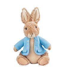 Beatrix potter peter rabbit medium plush soft toy baby cadeau