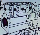 110-1361 ONAN RJC MJC ENGINE BLOCK MARINE 4 CYLINDER WATER COOLED   NOS