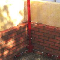 Brick Laying 6' Internal Building Profiles (Pair) Mustang Gauging Profiles