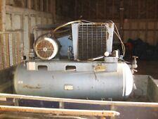 HPC industrial air compressor 490 lites  SPARES OR REPAIR