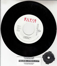 "ELVIS PRESLEY Heartbreak Hotel & I Was The One EP 7"" 45 rpm NEW + juke box strip"
