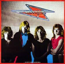 Vandenberg 1982 Debut Lp Original Vintage Promo Poster