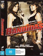 Bandidas 2006-Penelope Cruz- Movie-DVD