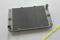 Aluminum Radiator For Porsche 928 With 2 Oil Coolers, 56mm Core Better Cooling
