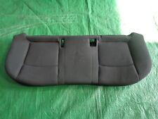 CHEVROLET CRUZE LT 2014 REAR SEAT BASE BENCH