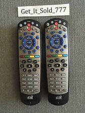Lot Of 2 Dish Network 20.1 #1 IR Satellite Receiver Remote Controls!