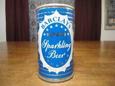 Tough Barklays Export Sparkling Beer Can