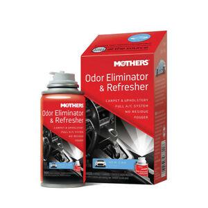 Mothers Odour Eliminator & Refresher - New Car Scent - 2Oz Aerosol
