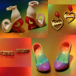 Rainbow High ~ Kia Heart ~Shoes & Accessories ~ You Pick ~ Replacements