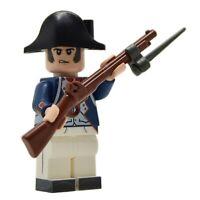 Lego Custom Napoleonic FRENCH FUSILIER -Full Custom Printing NEW