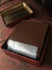 Levi's Leather Slim Wallets for Men
