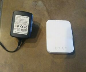 Open Mesh OM2P-HS V2 WiFi Access Point with Power Supply