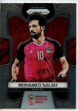 2018 Panini Prizm World Cup WC #54 Mohamed Salah - Egypt Mo Qty