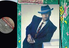 ELTON JOHN Jump Up! LP GATEFOLD Rocket Record Company 1982 UK HISPD127 @A/2-B/1